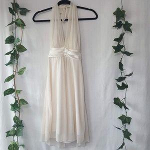 NWT Speechless Marilyn Monroe halter dress sz S